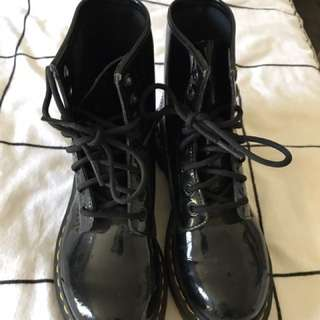 As New Dr. Martens