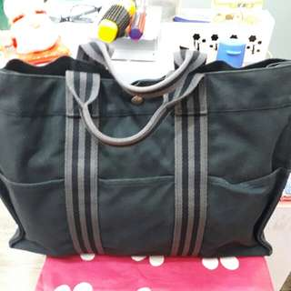 auth used hermes tote