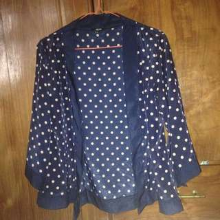 Outwear kimono