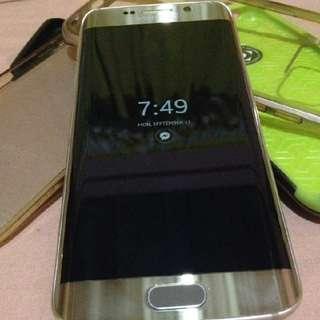 SAMSUNG S6 EDGE 64GB FU