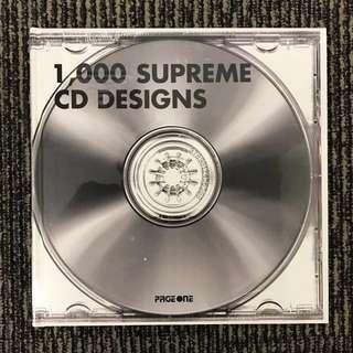 1000 Supreme CD Designs (Sealed)