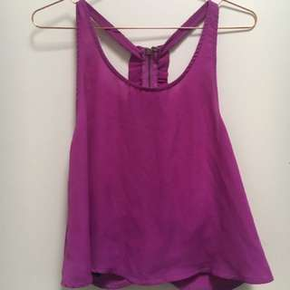 Blurr Top Size 8