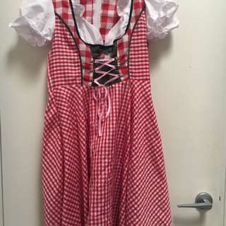 Dirndl Size Small