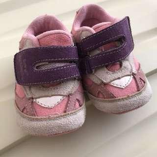 Gratis Free Sepatu Bayi Pink Ungu 10cm