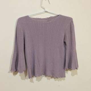 Korean import blouse (NETT NO NEGO)
