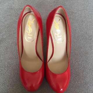Sepatu YSL Authentic Ori