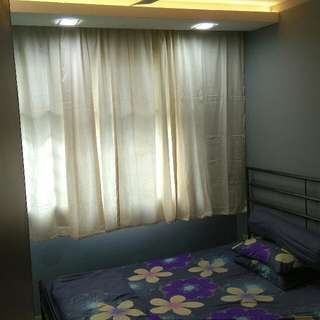 aircon room for rent
