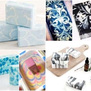 Cold Process Soap Design Class