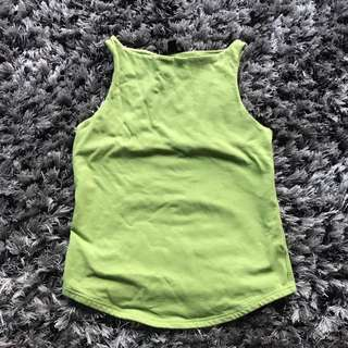 Witchery  green top