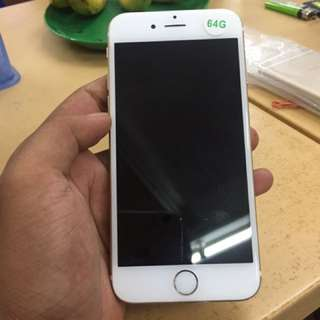 iPhone 6 64GB Gold White