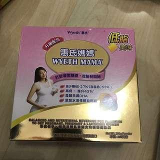 惠氏 媽媽奶粉 2盒