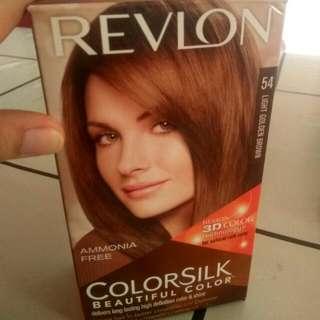 Revlon colorSilk No 54 light Golden brown