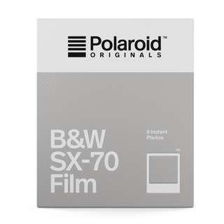 Polaroid Orinigals B&W Film for SX-70