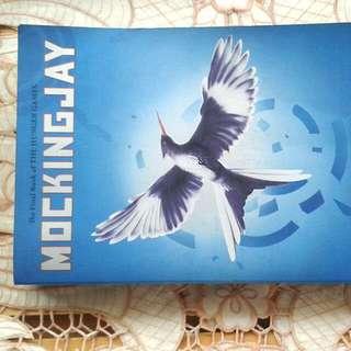 Mockingjay (Scholastic) ♥Paperback♥Eng ♥