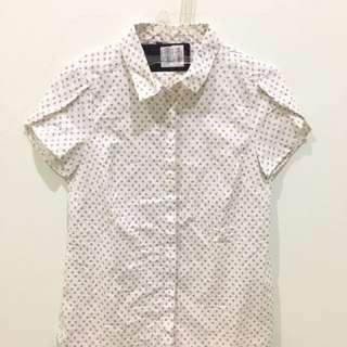 The executive blouse kemeja