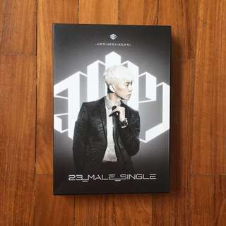 2pm Wooyoung 23_Male_Single Album