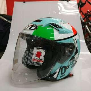 Helmet KYT Leopard motogp 2016