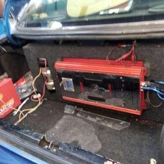 mits lancer 94 hotdog modified with sound set.up