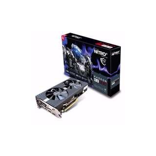 SAPPHIRE NITRO+ RX 580 4GB GDDR5 Graphics Card