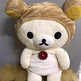 誠徵:鬆弛熊 白熊 牛奶熊 扮啡熊