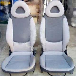 Semi Bucket Seat for space saving & super rare