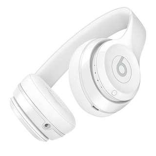 Beat 3 solo wireless 全新白色免運費