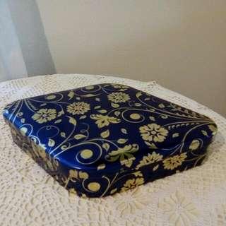 Famous Amos Tin Box