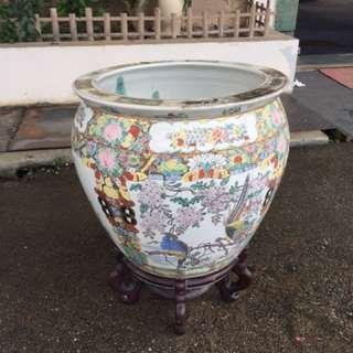 Chinese art porcelain vase