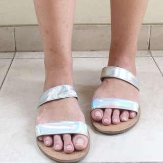 Hologram Sandals