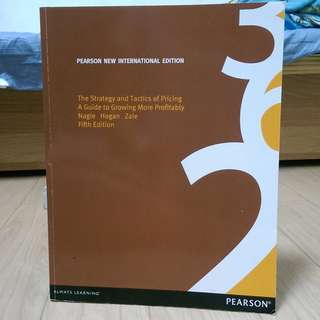 🚚 Pearson New International Edition #出清課本