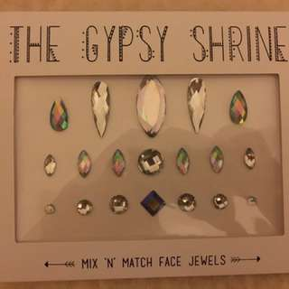 GYPSY SHRINE FACE JEWELS