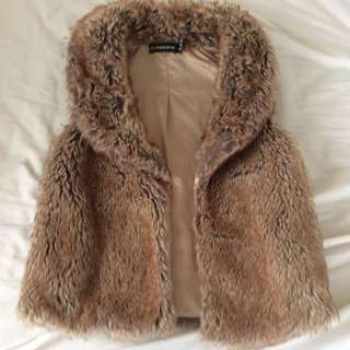 Glassons Fur Vest