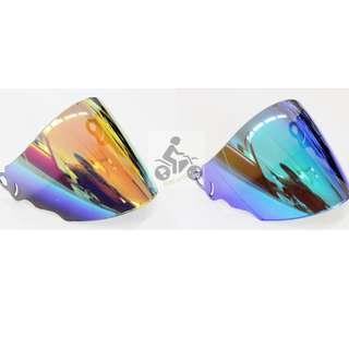 ARC Helmet Visor Rainbow visors