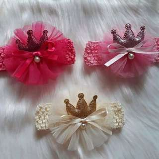Hair Band For Baby Girl