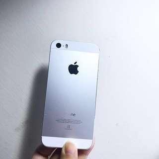 🚚 iPhone 5s i5s 🍎 手機 女用機 16g 銀色 #告別舊蘋果