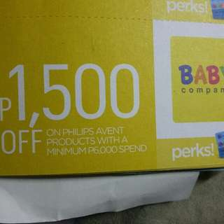 Baby Company Discount Coupon