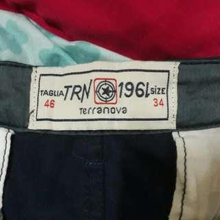 Blue Terranova Short