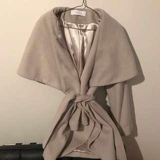 Tahari Marla Coat Wrap