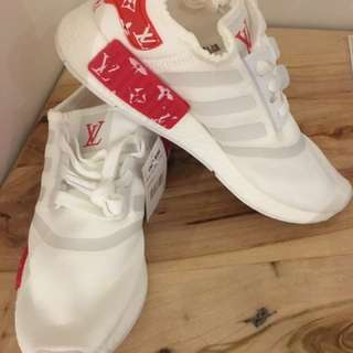 New Louis Vuitton Adidas NMDs!!!