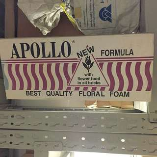 Apollo Dry Floral Foam #2002