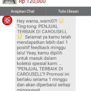 Alhamdulilah ..Again & Again  Tengkiu Carousell