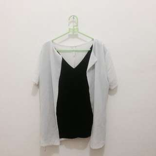Blouse BW (Recommended)