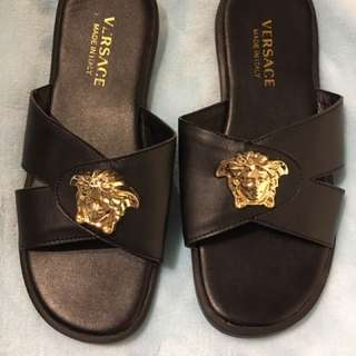Brand New Versace Slides