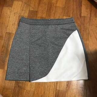 TCL: Laurell Colorblock Skirt