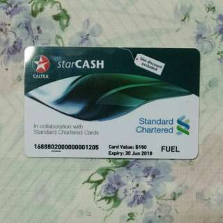 Caltex Starcash Card (Collection)