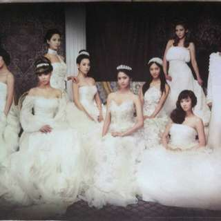 Girls' Generation Official The Boys Poster