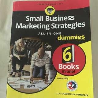 Small Business Marketing Strategies For Dummies