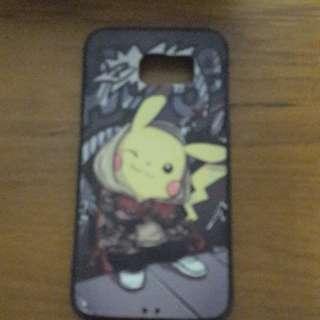 Samsung S6 Pikachu Casing