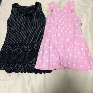 Baby dress (bundle)