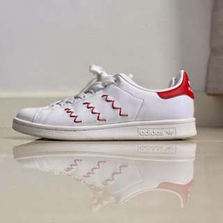 "STAN SMITH ""ZIG ZAG"" (RED)"